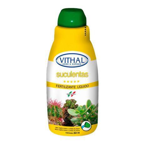 Fertilizante Liquido para Suculentas - 250ml