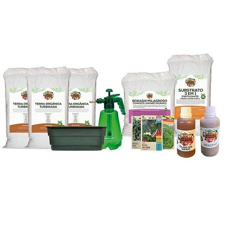 Kit para Plantar Chás