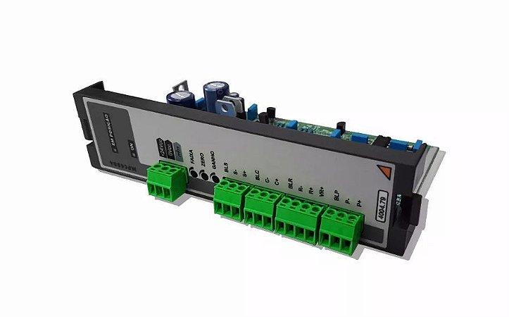 Módulo 4004.79 Amplificador Servo Válvula - ATOS