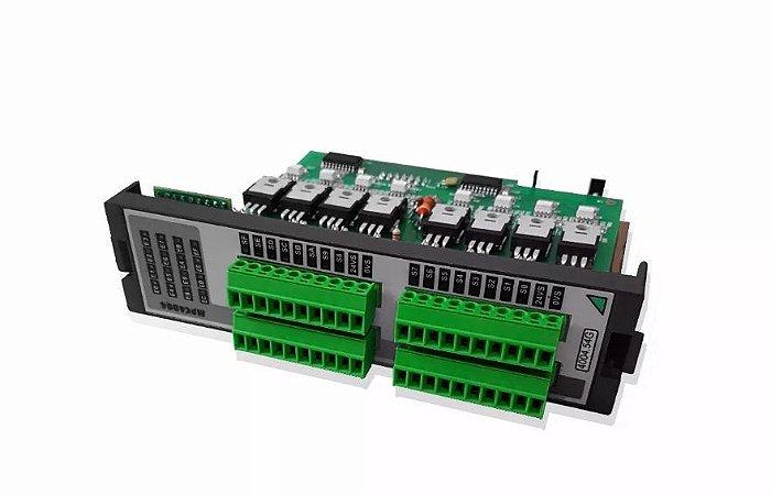Módulo 4004.54G 16e/16s digitais PNP - ATOS