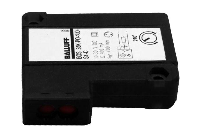 Sensor Optico Balluff Pnp Bos 35k Po 1ud - Novo- Lacrado