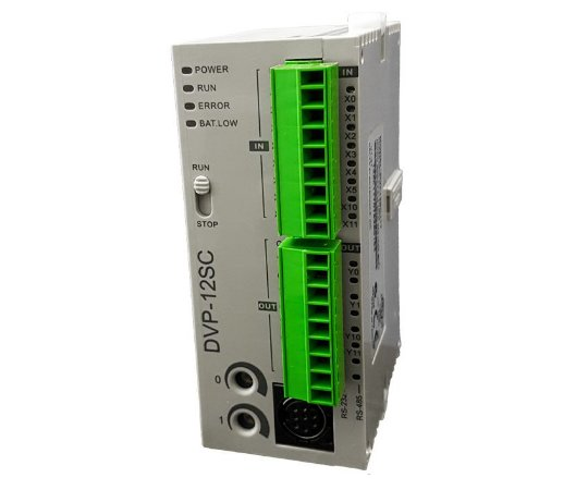 CLP CPU DVP12SC11T - Delta