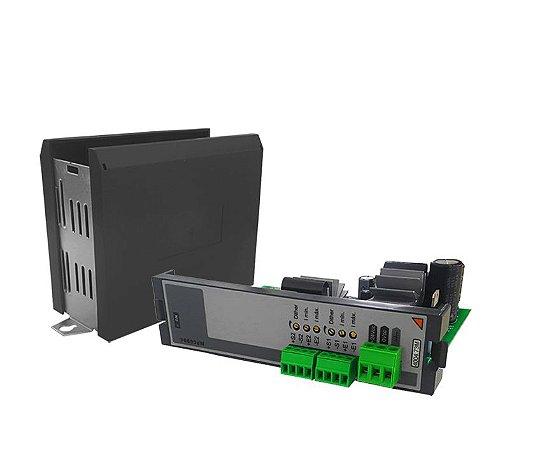 Módulo 4004.73M Amplificador para Válvula Proporcional + Bastidor de 1 Passo - ATOS