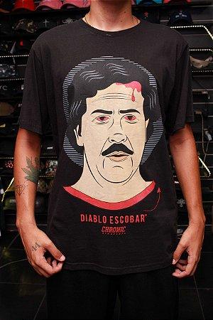 Camisa Diablo Escobar