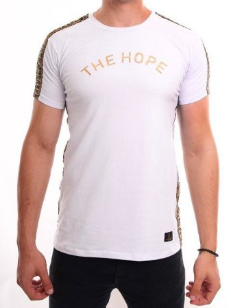 CAMISETA THE HOPE OVERSIZED LABEL