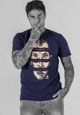 Camiseta Jottae Half Head