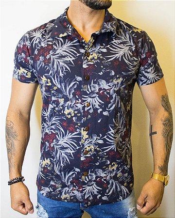 Camisa No Fake Tropical