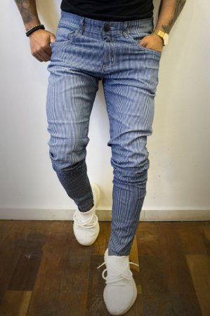 CALÇA EFFEL STRIPED