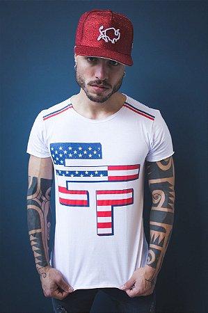 Camiseta Effel Sigla USA