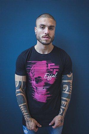 Camiseta Effel Skull Digital