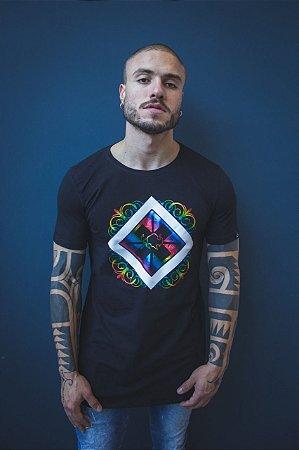 Camiseta Effel Square X