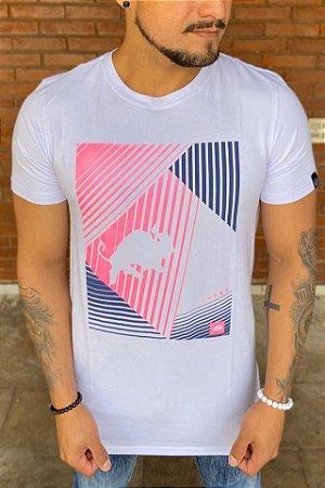 Camiseta Effel Square Stripe Bisão