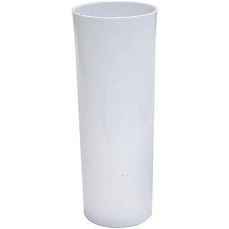 Copo Long Drink 300ml - Branco (Sólido)
