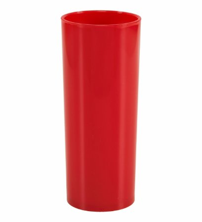 Copo Long Drink 300ml - Vermelho (Sólido)