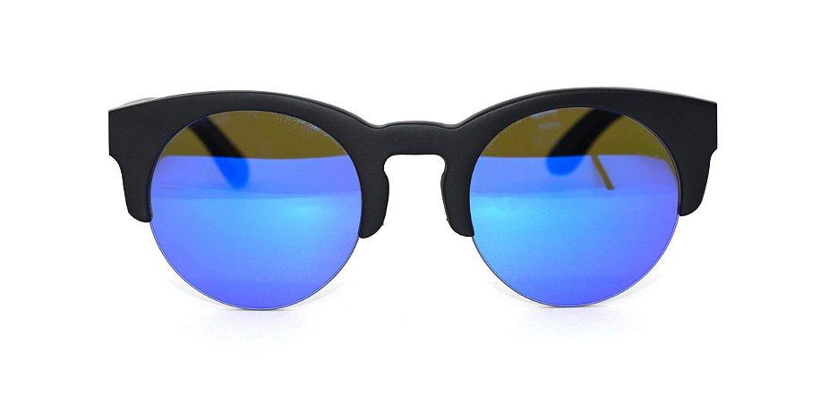 Óculos de Sol de Bambu Carmel Black