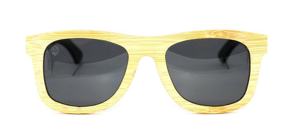 Óculos de Sol de Bambu Gravanno