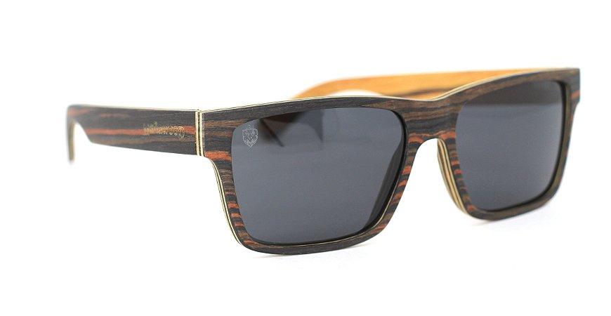 Óculos de Sol de Madeira Gambino