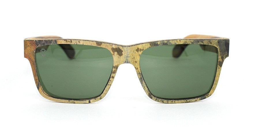 Óculos de Sol de Madeira Laredo