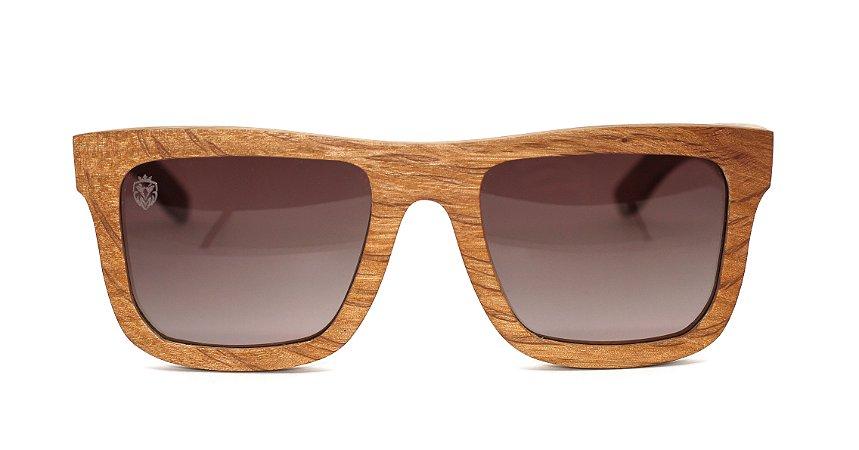Óculos de Sol de Madeira Gaviria