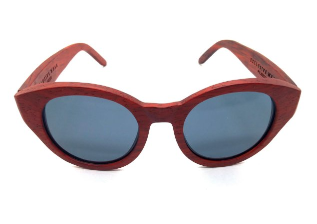 Óculos de Sol de Madeira Halona