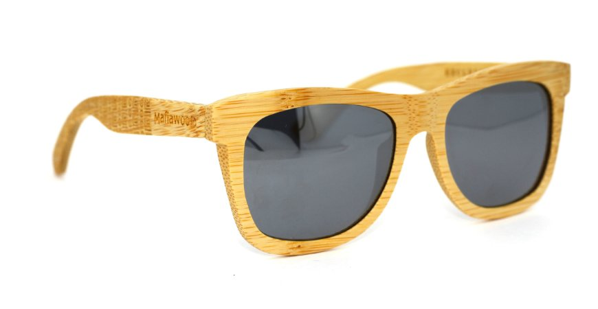 Óculos de Sol de Madeira e Bambu Ochoa