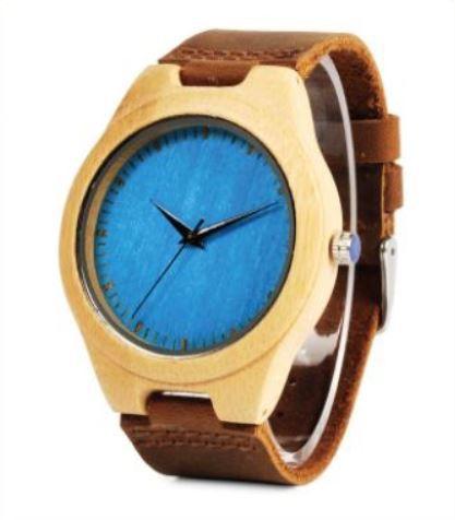Relógio de Madeira Cohen