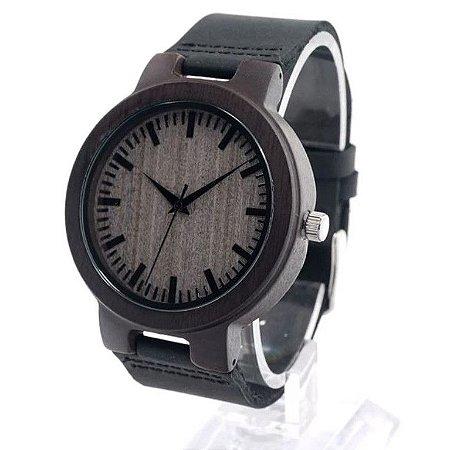 Relógio de Madeira Fournai