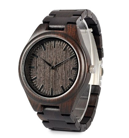 Relógio de Madeira Paxos