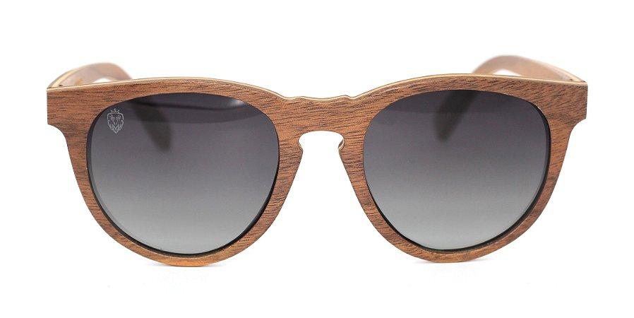 Óculos de Sol de Madeira Névis