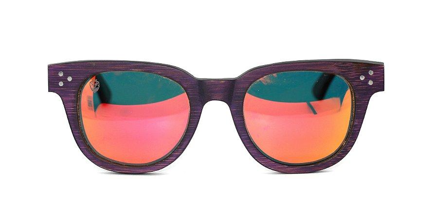 Óculos de Sol de Bambu Bequia