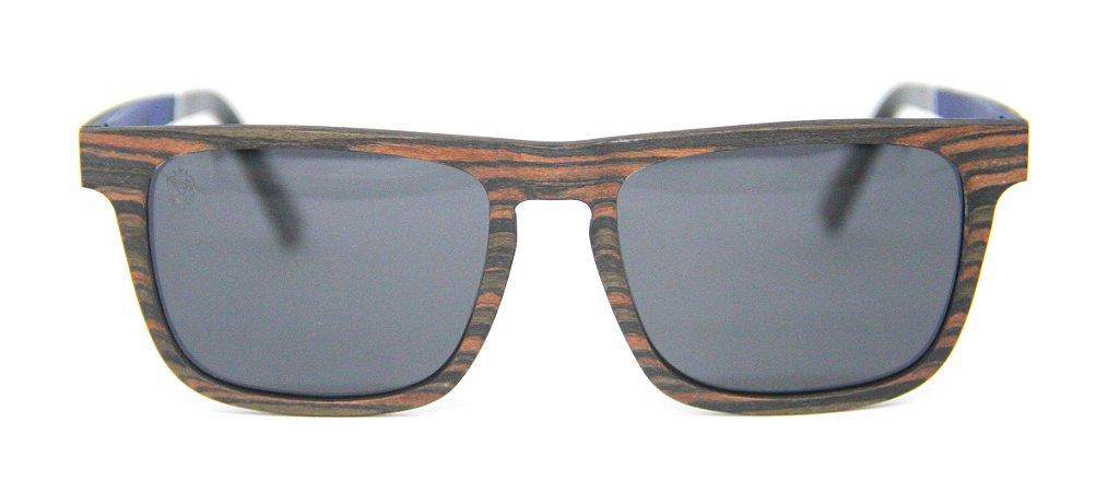 Óculos de Sol de Madeira Costello