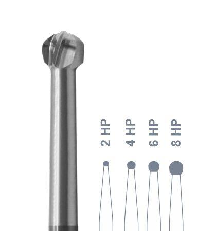 Brocas Cirúrgicas Esféricas HP
