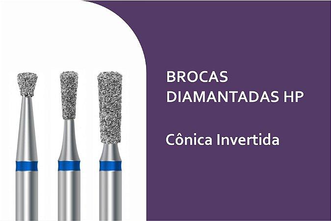 Broca Diamantada Cônica Invertida HP