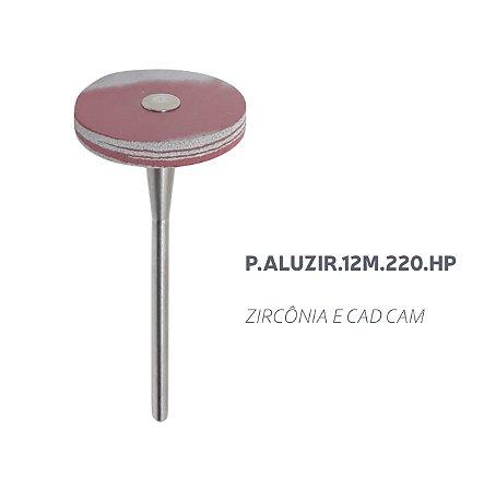 Polidor - P.ALUZIR.12M.220.HP - Zircônia e CAD CAM