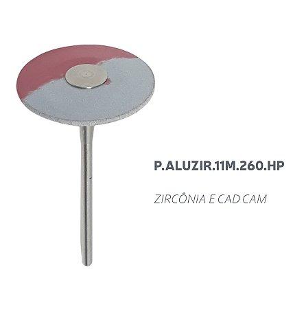 Polidor - P.ALUZIR.11M.260.HP - Zircônia e CAD CAM