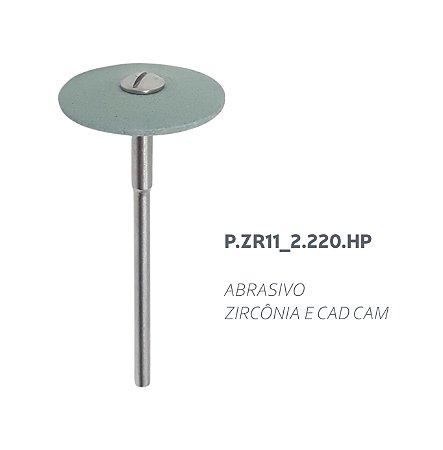 Polidor Abrasivo - P.ZR11_2.220.HP - Zircônia e CAD CAM
