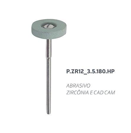 Polidor Abrasivo - P.ZR12_3,5.180.HP - Zircônia e CAD CAM
