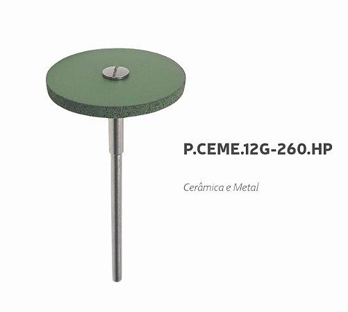 Polidor - P.CEME.12G-260.HP - Cerâmica e Metal