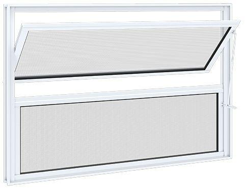 Basculante 40x60 - Riobras Alumínio