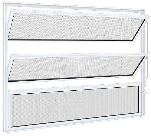 Basculante 60x80 - Riobras Alumínio