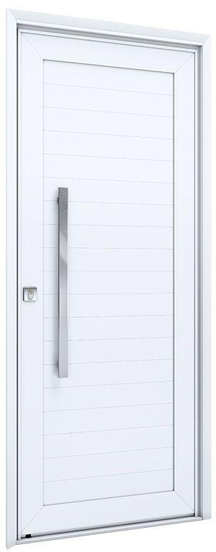 Porta Lambri com Puxador de 80cm - Eccellente