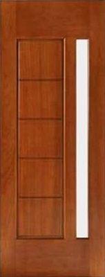 Porta Maciça Ref.31 Jequitibá