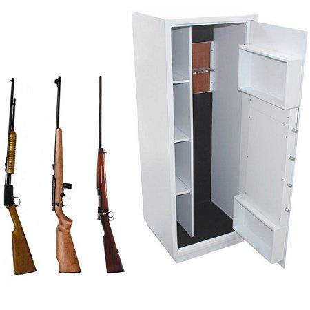 Cofre Digital Eletrônico para Armas  Safe Gun 1.3