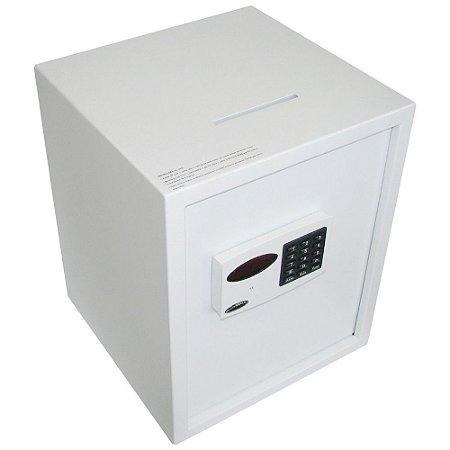 Cofre Eletrônico Digital Seguro Proteção Total Rasgo Fenda Boca Lobo - Company