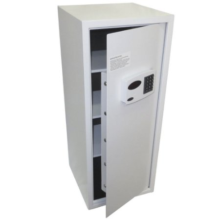 Cofre Eletrônico Master 100 GSI Cadastra 7 Senhas Sistema Auditoria