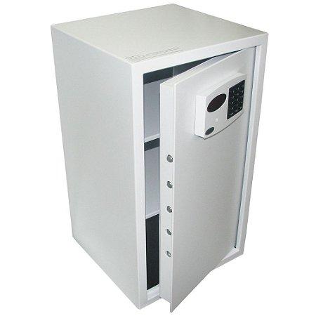 Cofre Eletrônico Seven GSI Display Digital Cadastra Múltiplos Usuários c/ Sistema de Auditoria