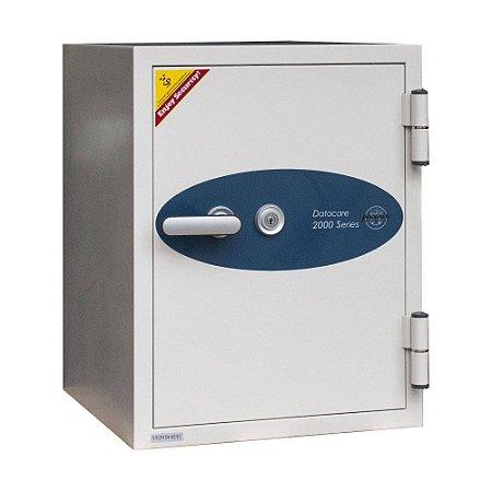 Cofre para Proteção de Mídias Magnéticas LTO DLT MEDIACARE 2002