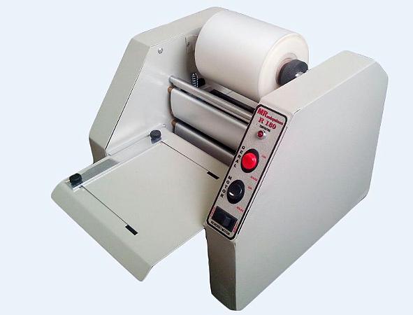 Plastificadora Rotativa Aquecimento Rápido - R180 (RG)