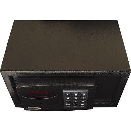 Cofre Digital Eletrônico Hotels p/ Hotéis Pousadas Hospitais - Box Black