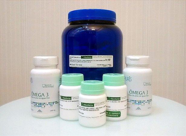 Combo Suplementos Premium de Saúde